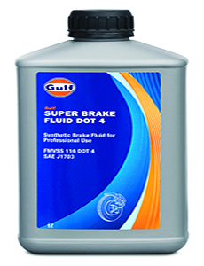 Super Brake Fluid DOT 4_1L